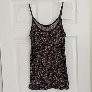 Express Animal Print camisole